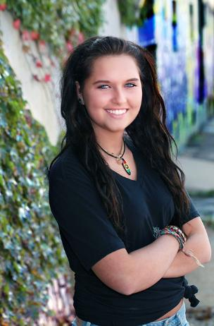 senior portraits that captured personality by M.J.B. Photo, Omaha